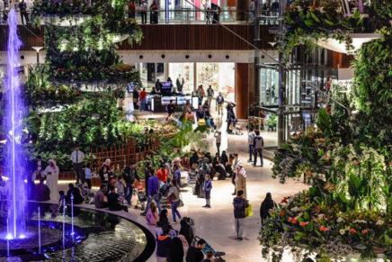 Oasis, Mall of Qatar, Doha