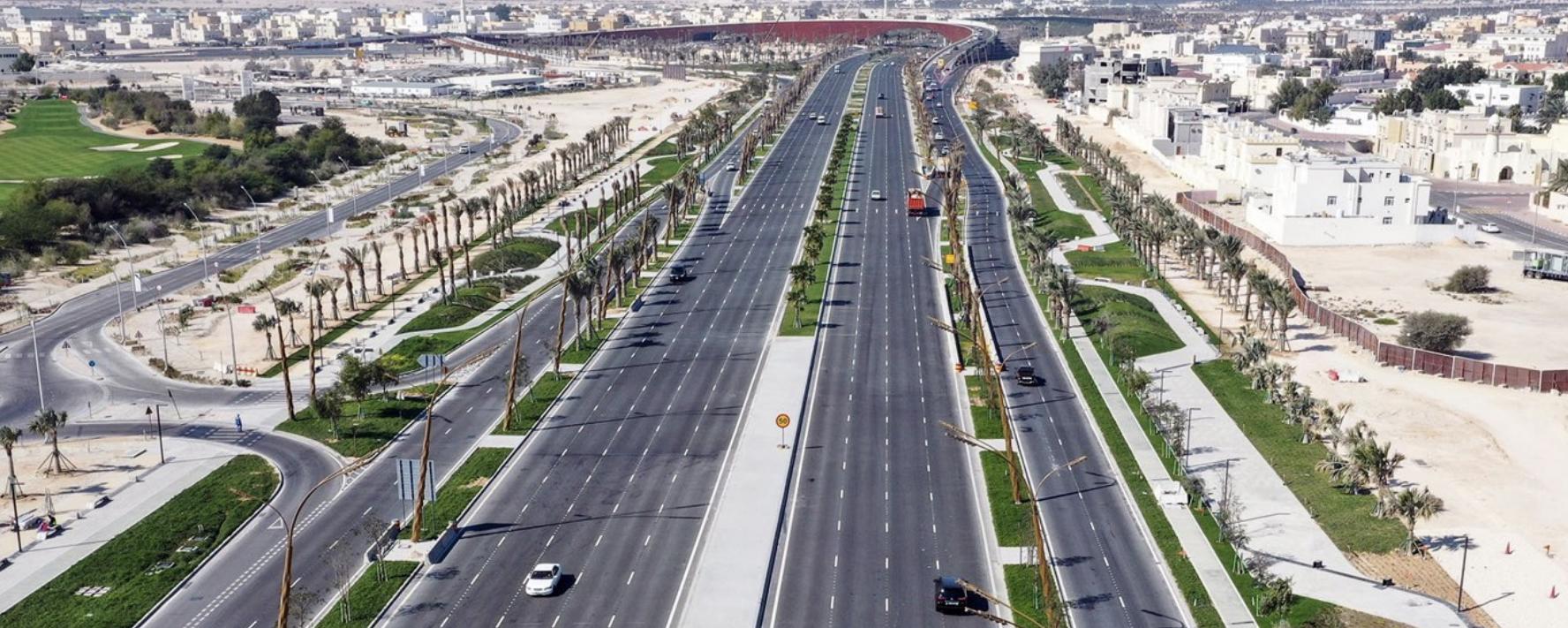 Khalifa Avenue, Doha, Qatar