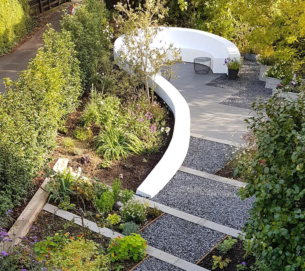 Jardin paisajismo landscape