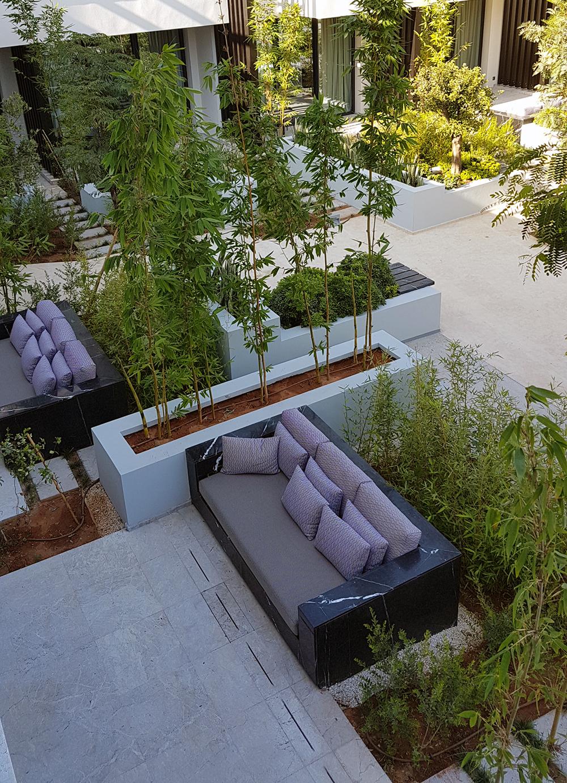 Villa Diyafa landscape design architecture