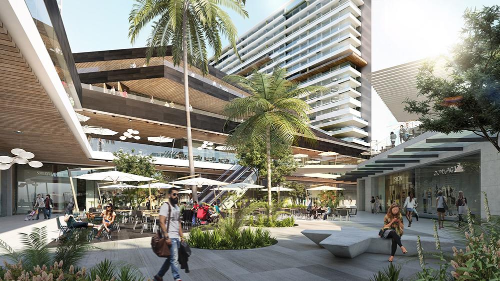 Pune landscape architecture design commercial