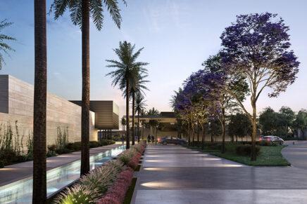 CFC Club House, Cairo